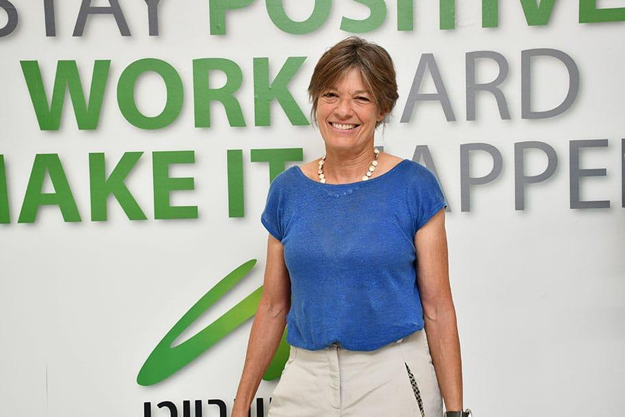 """ד""""ר מיה קלה בנצור: """"גאה על חלקנו בקמפיין לטוקיו 2020"""""""
