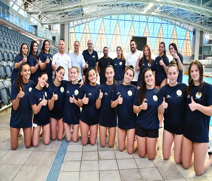 אליפות העולם בכדורמים נשים עד גיל 20 במכון וינגייט
